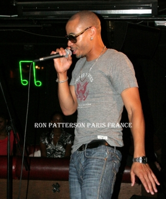 RON PATTERSON PARIS 2011