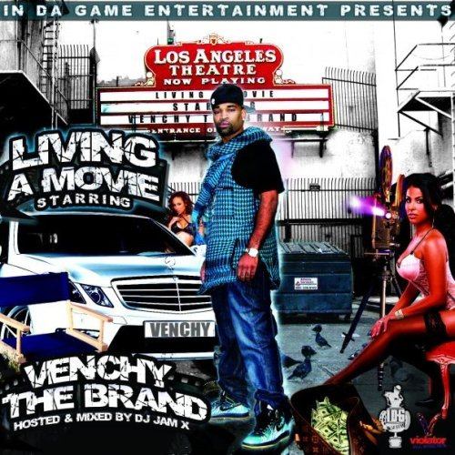 Venchy The Brand Living A Movie Featuring Ron Patterson